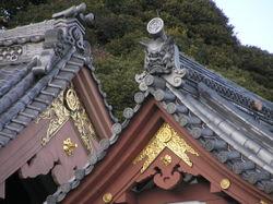 Kamakura roof