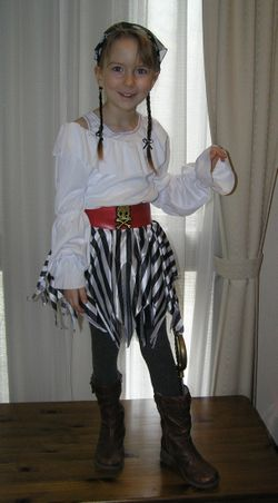 Pirate poseur