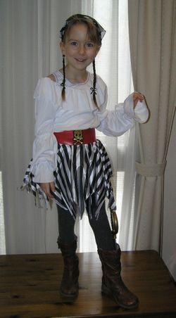 Pirate poseur