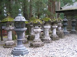 Lanterns of Toshugo