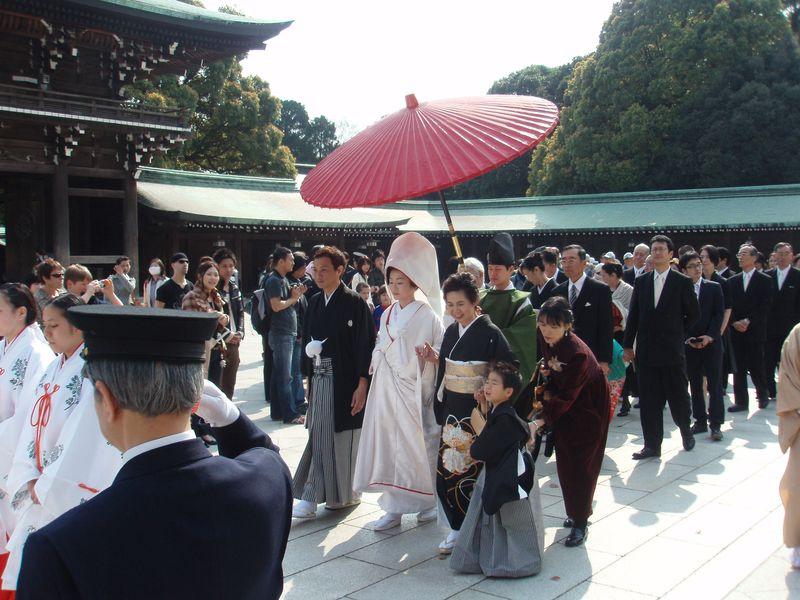 Wedding procession2
