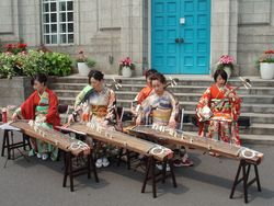 Spring Fair Musicians