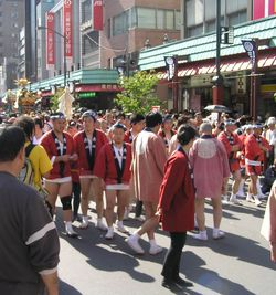 Asakusa People Happi coats