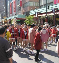 Asakusa People Happi coats