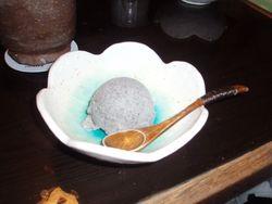 Grey Ice Cream