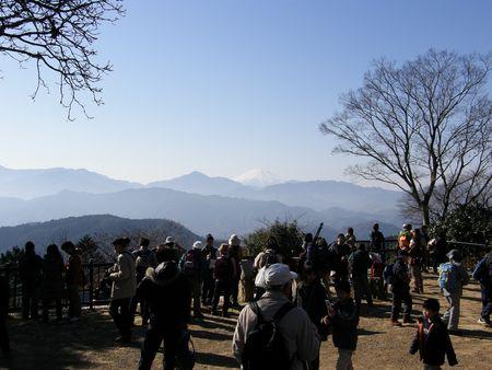 Mt Takao & photographing Fuji