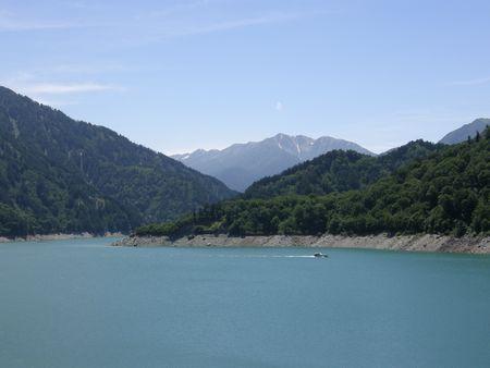 Kurobe Lake