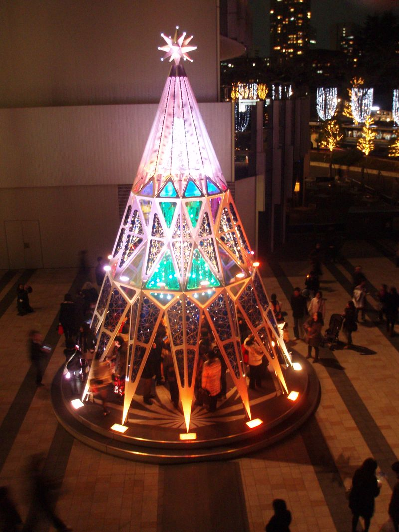 Roppongi Midtown Xmas Lights5