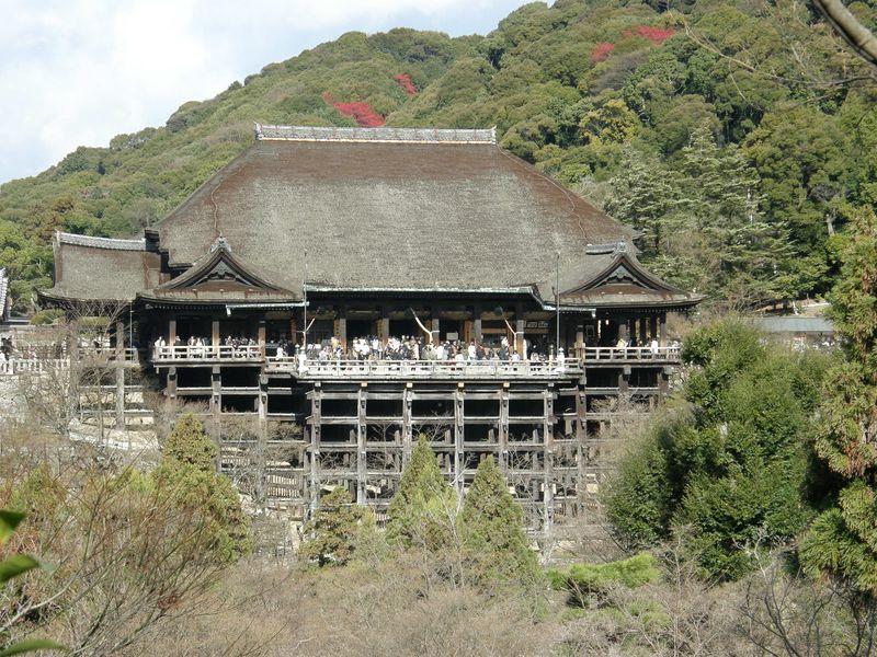Kiyomizu-dera platform 2