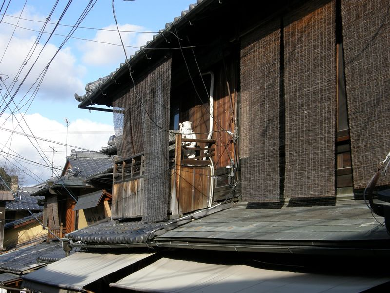 Old house in Kyoto