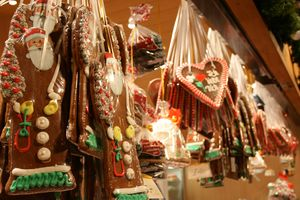 German Christmas Gingerbread