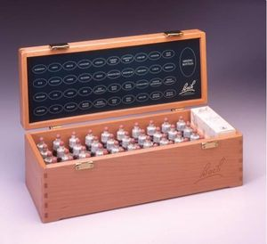 Bach Flower Remedies box