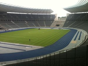 Berlin Olympic Stadum