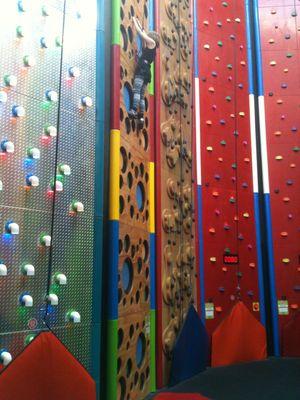 Clip n Climb, Exeter